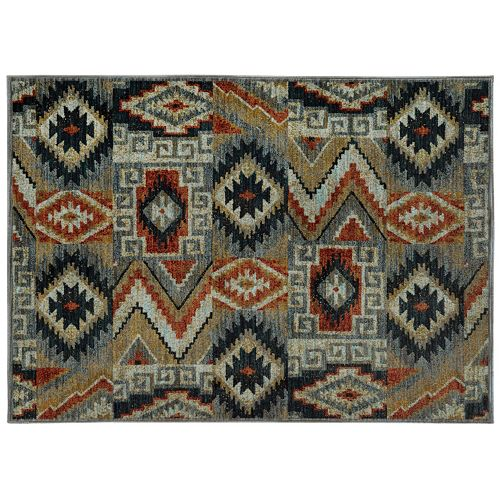 StyleHaven Casa Patchwork Lodge Rug