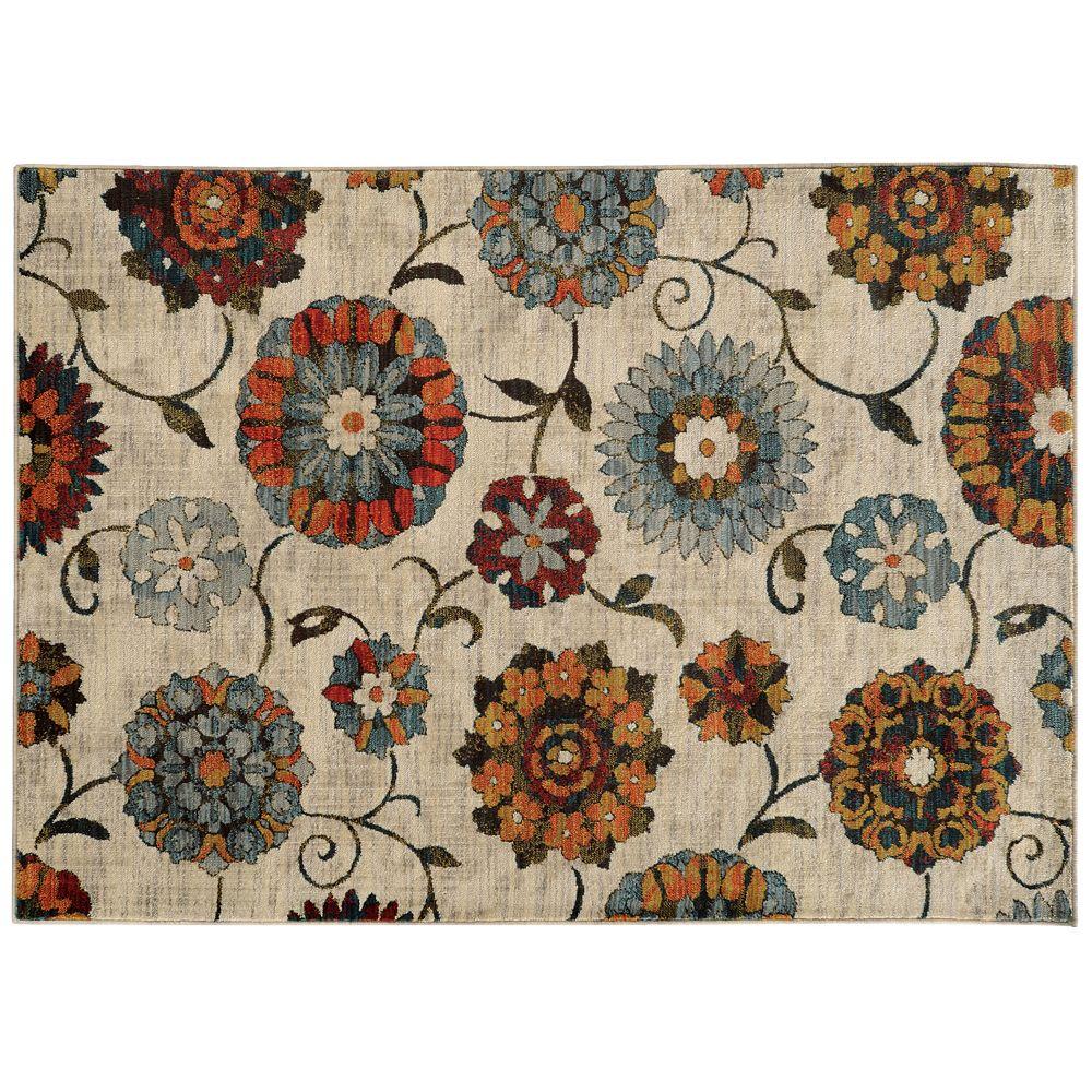 StyleHaven Casa Joyful Floral Rug