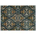 StyleHaven Casa Ornate Quatrefoil Rug
