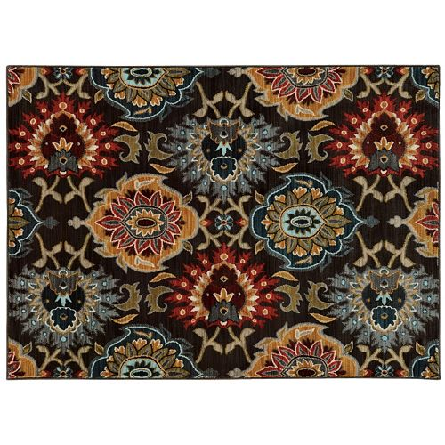 StyleHaven Casa Bold Floral Rug