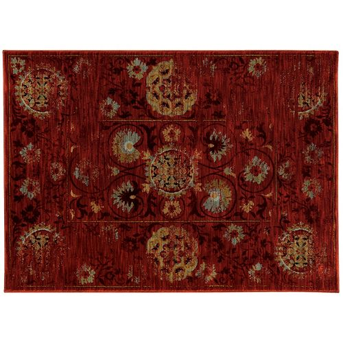 StyleHaven Casa Distressed Oriental Rug