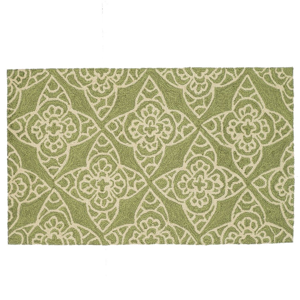 Loloi Summerton Floral Diamond Rug