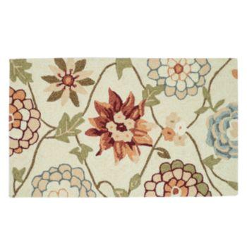 Loloi Summerton Floral Trellis Rug