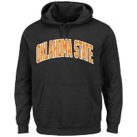 Men's Section 101 by Majestic Oklahoma State Cowboys No Penalty Hoodie