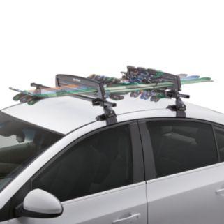 SportRack Groomer 6 Snowboard / Ski Roof Rack Carrier