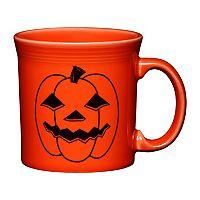 Fiesta Spooky Pumpkin 12-oz. Java Mug