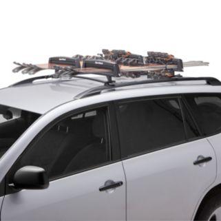SportRack Groomer 8 Snowboard / Ski Roof Rack Carrier