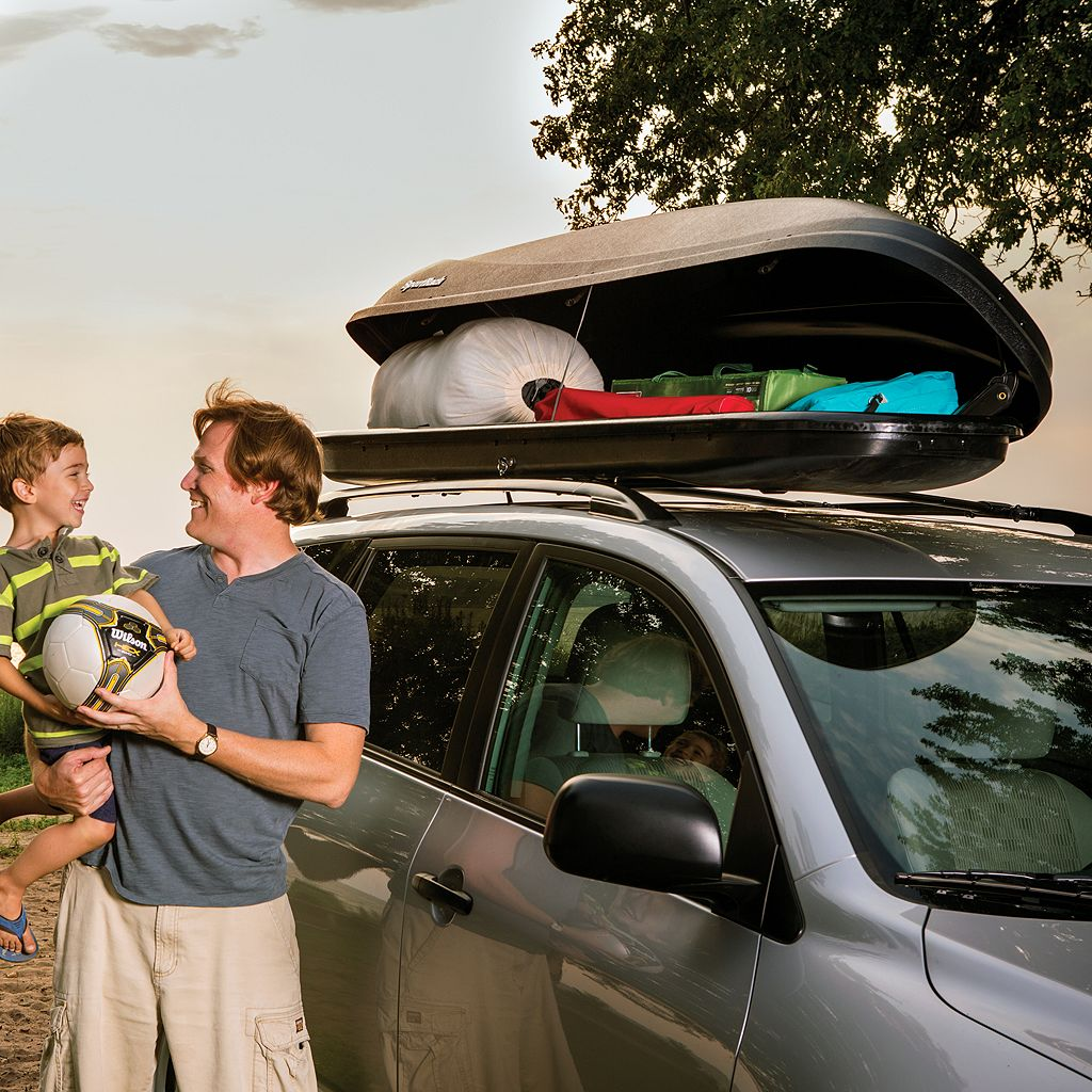 SportRack Horizon XL Roof Rack Cargo Box