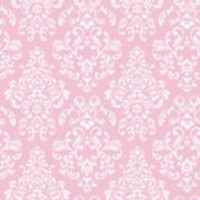Peek-A-Boo Delicate Damask Ultra Removable Wallpaper