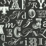 Peek-A-Boo Word Play Ultra Removable Wallpaper