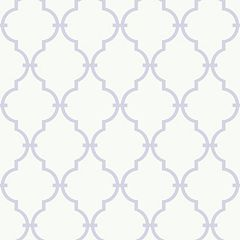 Peek-A-Boo Graphic Trellis Ultra Removable Wallpaper