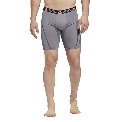 Men's adidas Sport Performance Climalite 2-Pack Midway Briefs