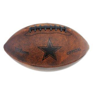 Wilson Dallas Cowboys Junior Football