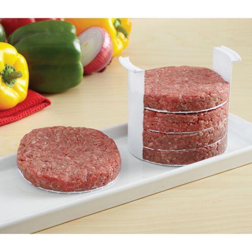 Mr. Bar-B-Q Burgers On-the-Go Burger Press