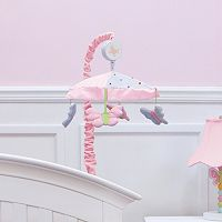 Nurture Butterfly Wings Musical Crib Mobile