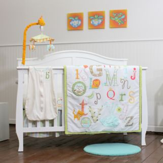 Nurture  My ABC's 4-pc. Crib Bedding Set