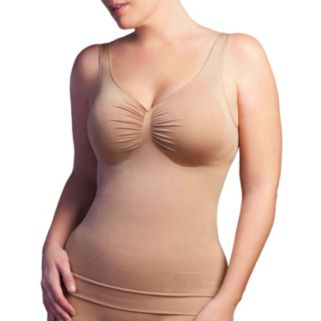 Plus Size Lunaire Seamless Shaping Cami Tank 5072HL