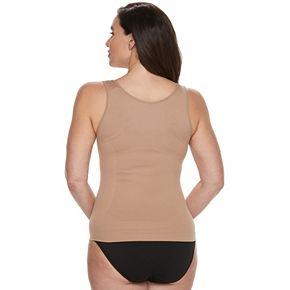 Plus Size Lunaire Shapewear Open-Bust Camisole Tank 4160HL