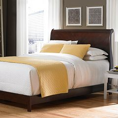 Fashion Bed Group Bridgeport Espresso Bed