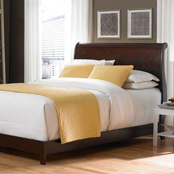 Fashion Bed Group Bridgeport Espresso Bed