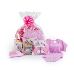 3 Stories Trading Co. Baby Girl Layette Gift Assortment