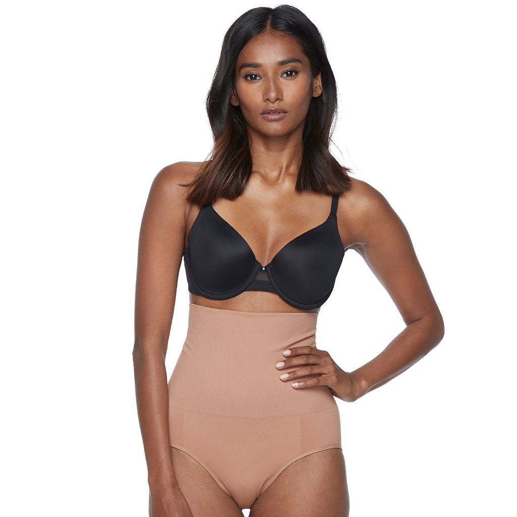 Lunaire Shapewear Seamless High-Waist Brief 3253K - Women's