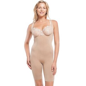 1afdfc9244351 Bali Lace N Smooth Firm-Control Body Shaper 8L10