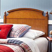 Fashion Bed Group Danbury Walnut Headboard