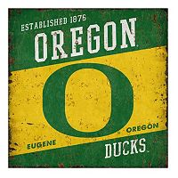 Legacy Athletic Oregon Ducks Large Tin Sign