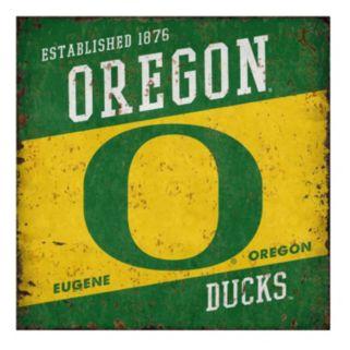Legacy Athletic Oregon Ducks Large Tin Sign