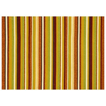 Loloi Venice Beach Sunset Striped Indoor Outdoor Rug