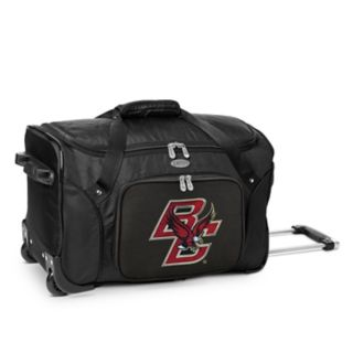 Denco Boston College Eagles 22-Inch Wheeled Duffel Bag