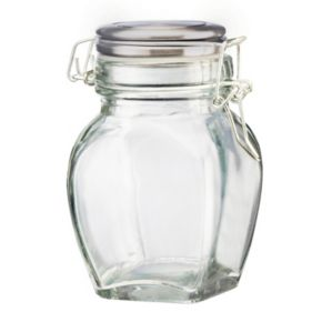 Global Amici 6-pc. Glass Canister Set