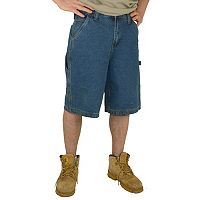 Stanley Classic-Fit Denim Carpenter Shorts - Men