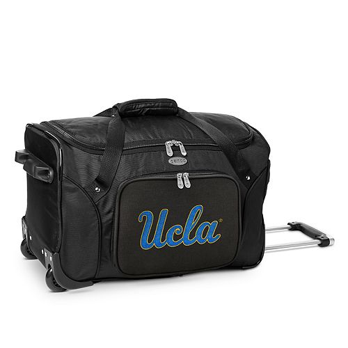 Denco UCLA Bruins 22-Inch Wheeled Duffel Bag