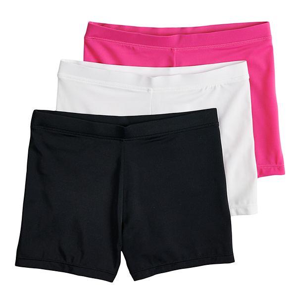 Girls 4-12 Playground Pals 2-pack + 1 Bonus Bike Shorts