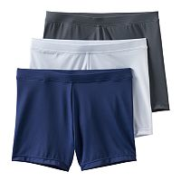 Girls 4-12 Maidenform 2-pack + 1 Bonus Playground Pals Bike Shorts
