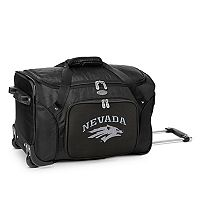 Denco Nevada Wolf Pack 22-Inch Wheeled Duffel Bag