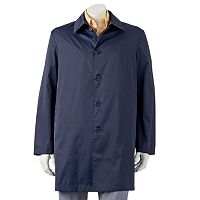 Men's Chaps Packable Travel Rain Coat
