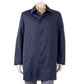 Men's Chaps Packable Travel Rain Jacket