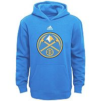 Boys 8-20 adidas Denver Nuggets Prime Pullover Fleece Hoodie