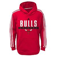 Boys 8-20 adidas Chicago Bulls Playbook Hoodie