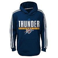 Boys 8-20 adidas Oklahoma City Thunder Playbook Hoodie