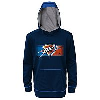 Boys 8-20 adidas Oklahoma City Thunder Pullover Hoodie