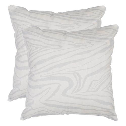 Safavieh 2-piece Marbella Throw Pillow Set