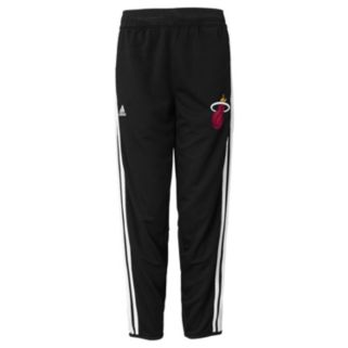 Boys 8-20 adidas Miami Heat Three Points Pants