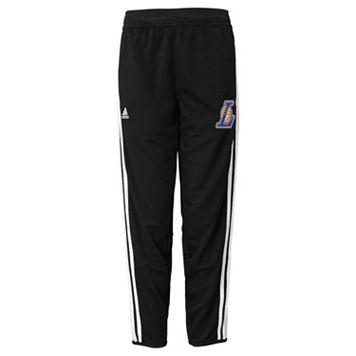Boys 8-20 adidas Los Angeles Lakers Three Points Pants
