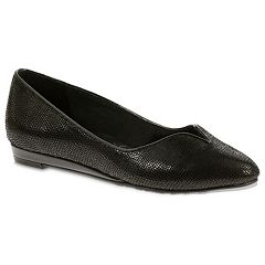 Soft Style by Hush Puppies Dillian Cutout Skimmer Flats