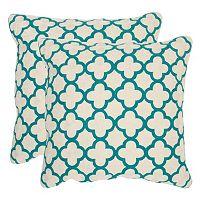 Safavieh 2 pc Sandre Throw Pillow Set