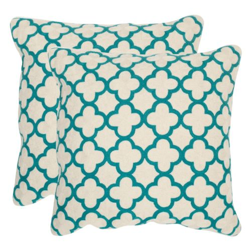 Safavieh 2-piece Sandre Throw Pillow Set